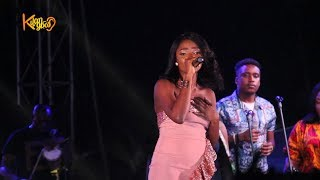 Simi Dedicates Song to Adekunle Gold {Nigerian Entertainment}