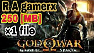 god of war ghost of sparta psp highly compressed