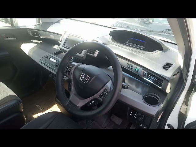 Honda Freed Hybrid 2012 Video