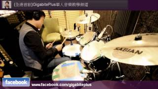 Keith Sir 's Music Diary #3  我是憤怒 (Drum Cover)