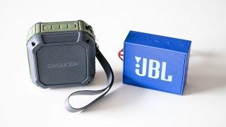 Omaker M4 vs JBL Go - soundcheck
