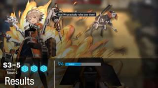 Mayer  - (Arknights) - #Arknights S3-5 Mayer Solo