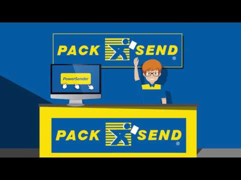 Send Parcels All Over the World With PACK & SEND