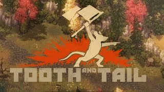 Tooth and Tail Ranked #3 - A Bunch of Strange Games