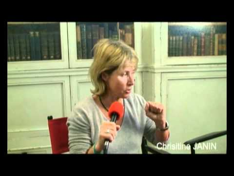 Vidéo de Christine Janin