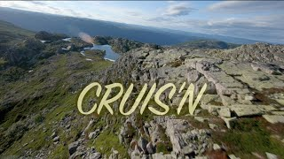 Mountain and Waterfall Surfing in Norway ???????? | Cinematic FPV ????