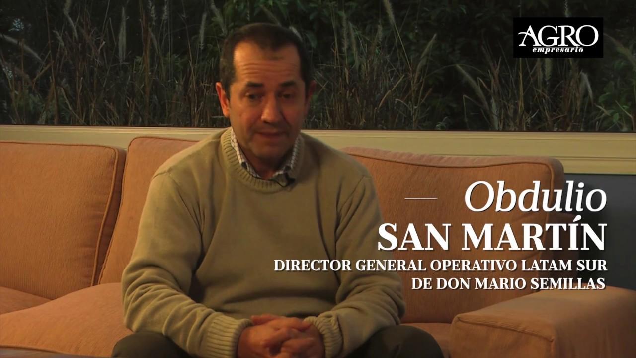 Obdulio San Martín - Director General Operativo Latam Sur de Don Mario