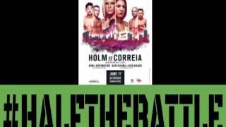 UFC Singapore: Holm vs Correia Bets, Picks, Predictions on Half The Battle