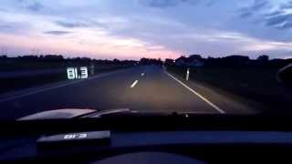 preview picture of video 'HUD Head-Up Display with Speedo GPS iPhone iPad App'