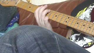 How to play Hooray for Beer by Bowling For Soup