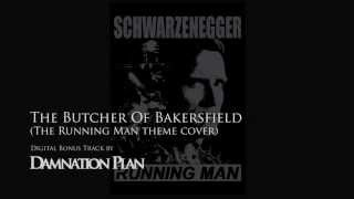 Damnation Plan - The Butcher Of Bakersfield (Running Man theme tribute, metal cover)