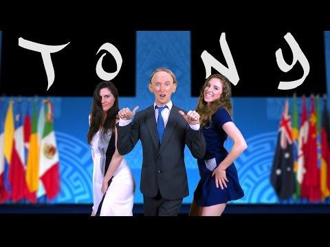 """""""TONY"""" - Iggy Azalea Parody"""