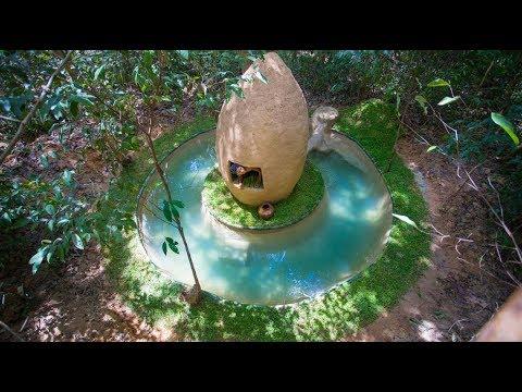 Build the Most Beautiful Underground Swimming Pool Around ...