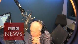John Humphrys tests his hip-hop skills - BBC News