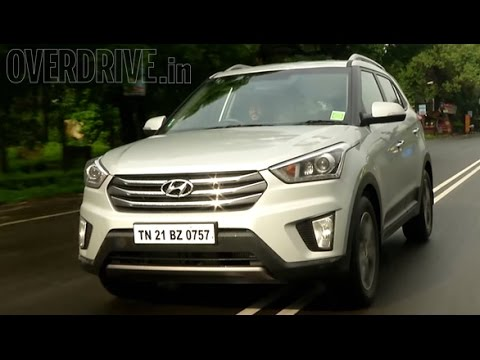 Hyundai Creta - First Drive Review