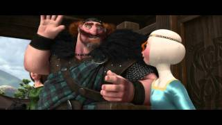Merida - Legende der Highlands Film Trailer