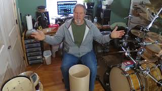 Drum Shells And Sound. Important Or Hype? Part 1