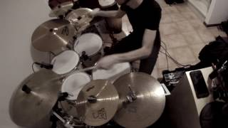 The Gypsy - Deep Purple - DrumCover