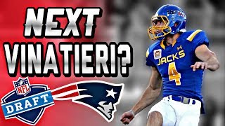 Is Chase Vinatieri the next Kicker of the Patriots? | 2020 NFL Draft