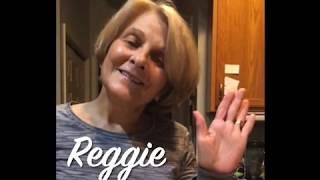 We're still cookin'- with Reggie!