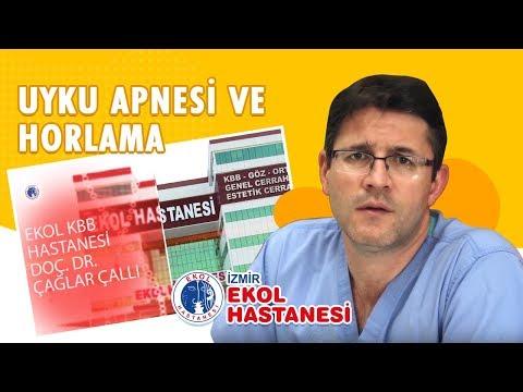 Uyku Apnesi ve Horlama - İzmir Ekol Hastanesi