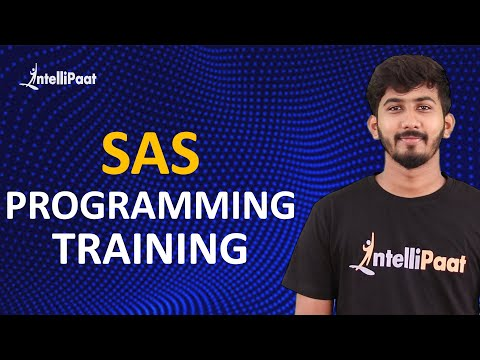 SAS Training | SAS Tutorial | Intellipaat - YouTube