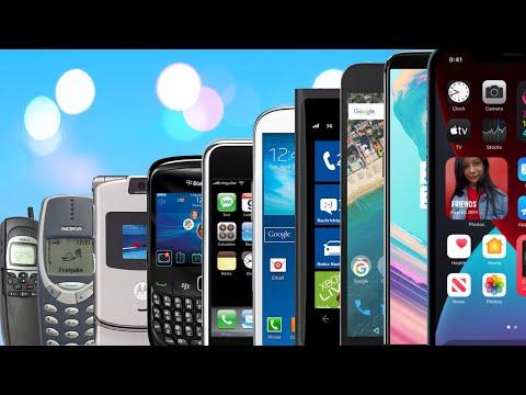 شاهد فيديو.. تطور الهواتف المحمولة 📱