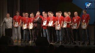 Закрылся региональный чемпионат «Молодые профессионалы»