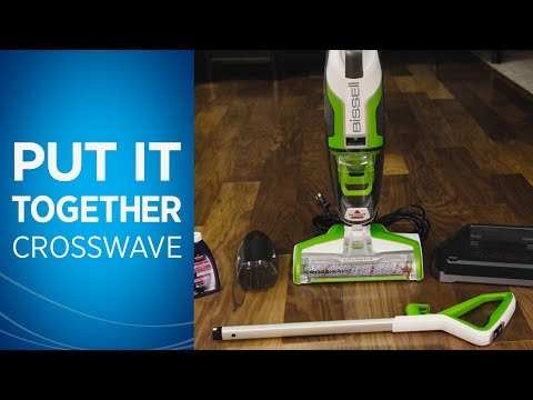 CrossWave Assembly and First Use