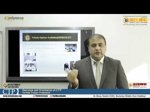 Overview   Certified Treasury Professional   CTP - YouTube