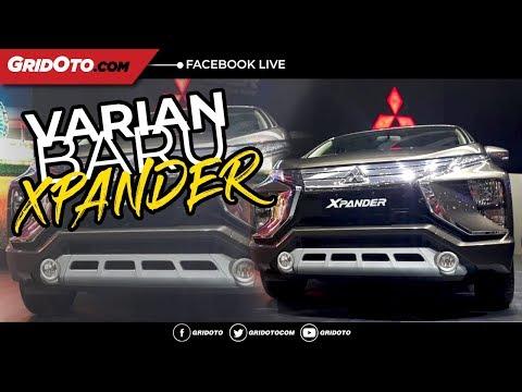 Peluncuran Varian Baru Mitsubishi Xpander di Acara GIIAS 2018