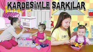 Ceylin-H | Kardeşimle Şarkılar - Nursery Rhymes & Simple Kids Songs - Little Babies Learn Colors