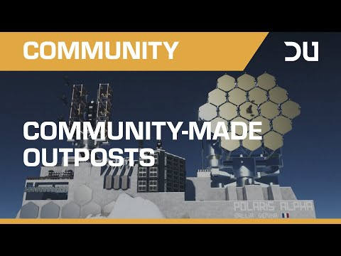 Community-Made Outposts Show the Power of Creation