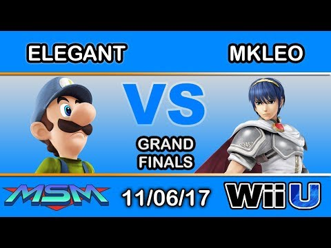 MSM 120 - BSD | Elegant (Luigi, Charizard) Vs. Echo FOX MVG | MkLeo (Marth) Grand Finals