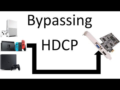 Bypassing HDCP Mp3