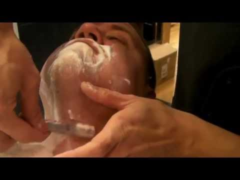 The Royal Shave @ The Art of Shaving | #1 Shaving Video in the World!