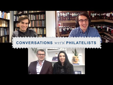 Conversations with Philatelists, Episode 31