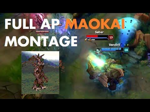 Liên Minh Huyền Thoại: Maokai full AP, bạn đã thử chưa?