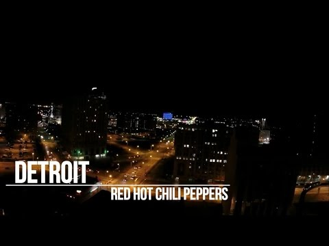 Red Hot Chili Peppers - Detroit - Subtitulada En Español