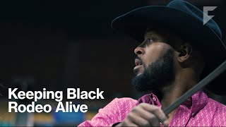 Keeping Black Rodeo Alive
