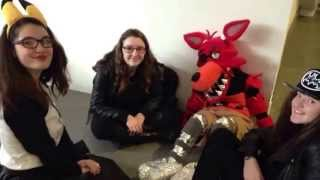 Foxy goes wild-Foxy cosplay- Five Nights at Freddys