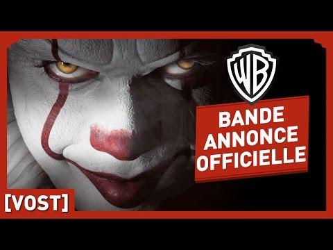 Ça - Bande Annonce Officielle (VOST) - Bill Skarsgård | MTW