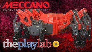 Meccano MeccaSpider from Spin Master