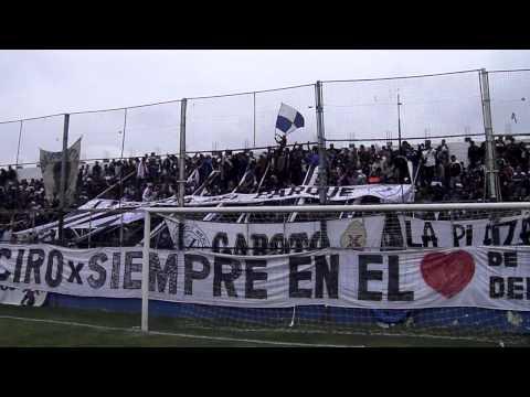 """""""Deportivo Merlo - La Banda del Parque"""" Barra: La Banda del Parque • Club: Deportivo Merlo"""