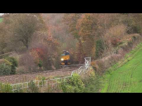 GWR 57602 'Restormel Castle' working Old Oak Common H.S.T.D.…