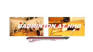 Badminton at HHG - Intro