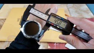 New Digital Display Caliper Measuring Ruler Millimeter or Inch Measurements!