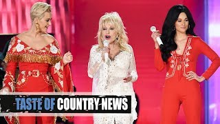 Gambar cover The Dolly Parton Grammy Tribute Was an Epic Celebration
