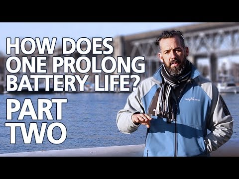 Tips - How to Extend the Life of a Marine Battery - Part 2