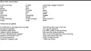 Angol tanulás nyelvlecke oktató kezdő 2/32, 2013 alapfok angol